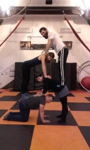 adult circus training
