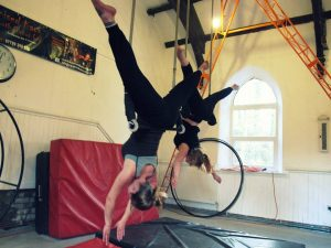 adult aerial class