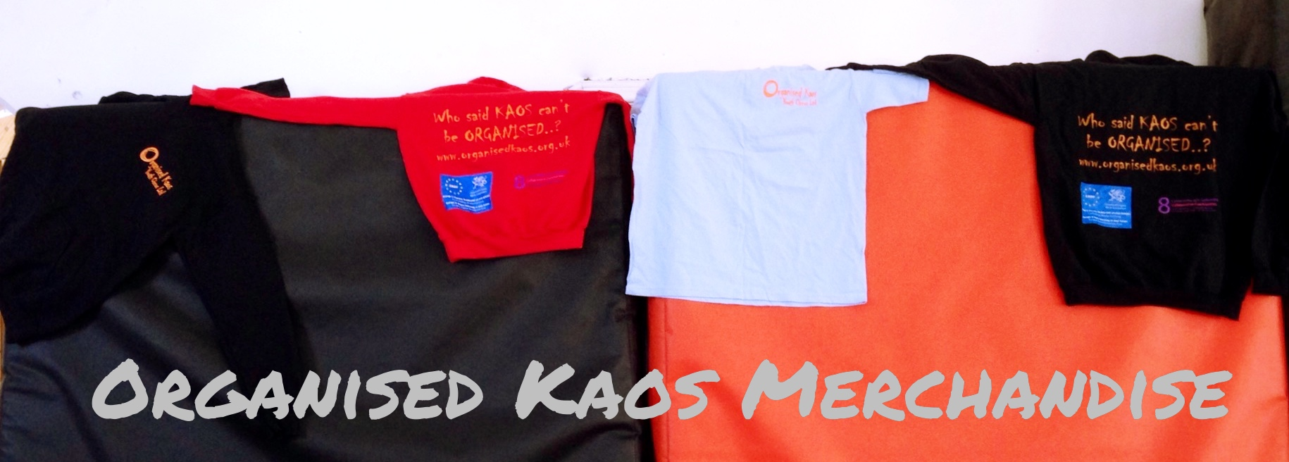 Organised Kaos Merchandise