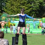 art-the-zoo-with-ab-cymru-september-2015-stilts